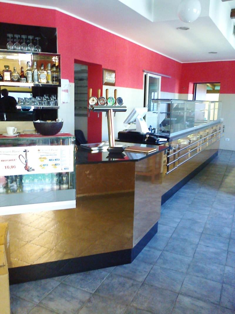 Arredamento ristorante self service desert rose milano for Service design milano
