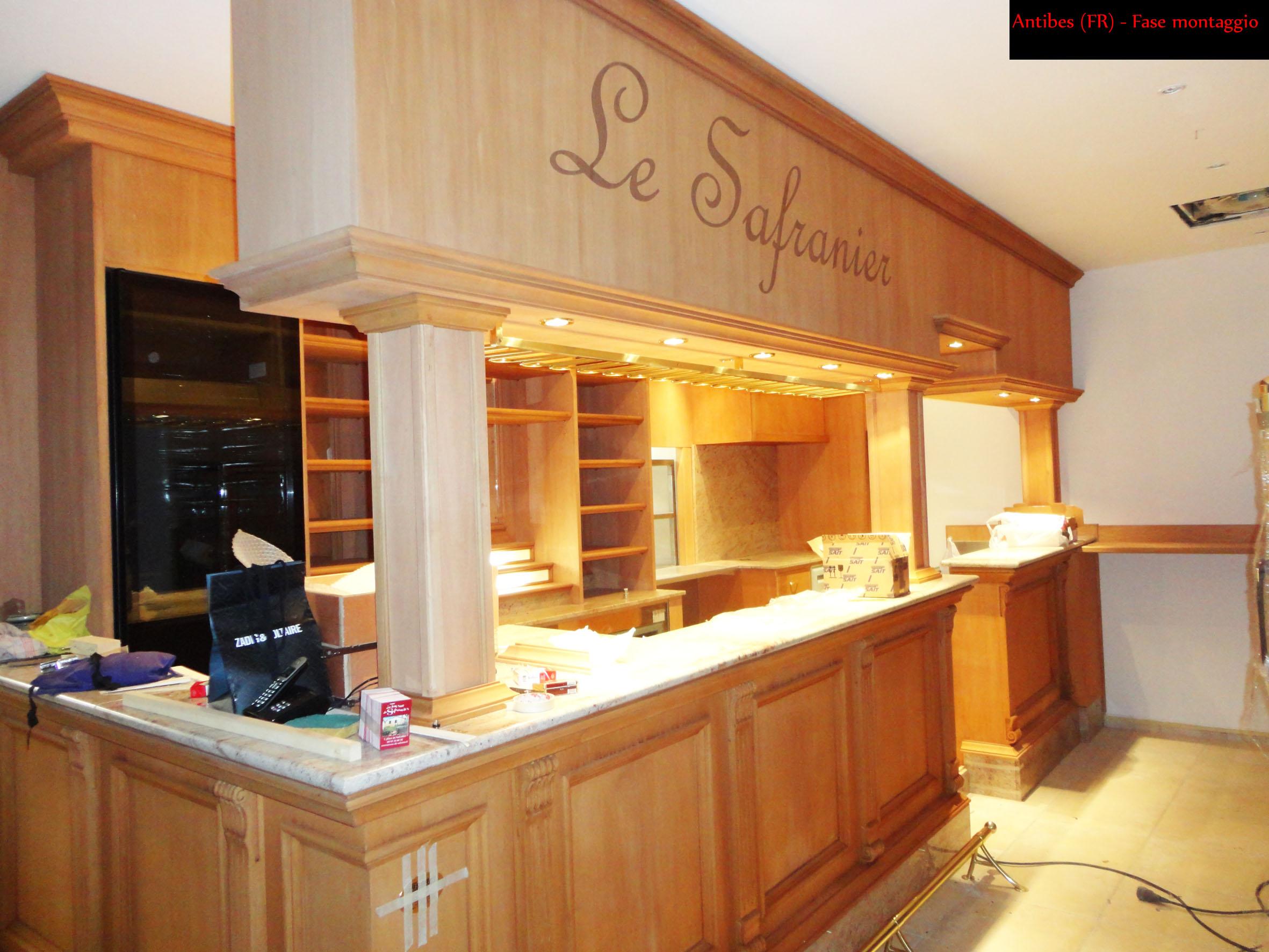 PFR Arredamenti per Le Safranier, Antibes