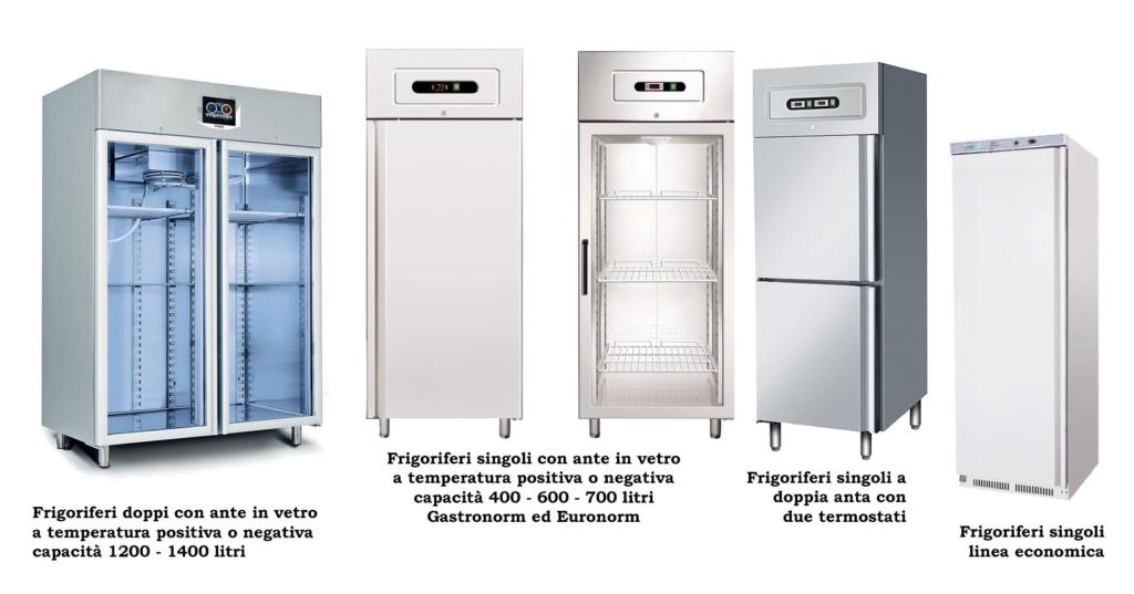 frigoriferi professionali ristoranti