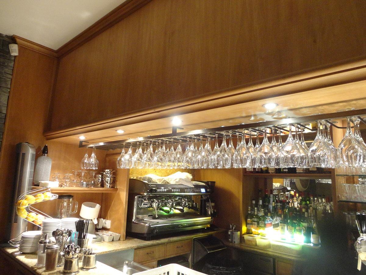progettazione costruzione arredamento bar