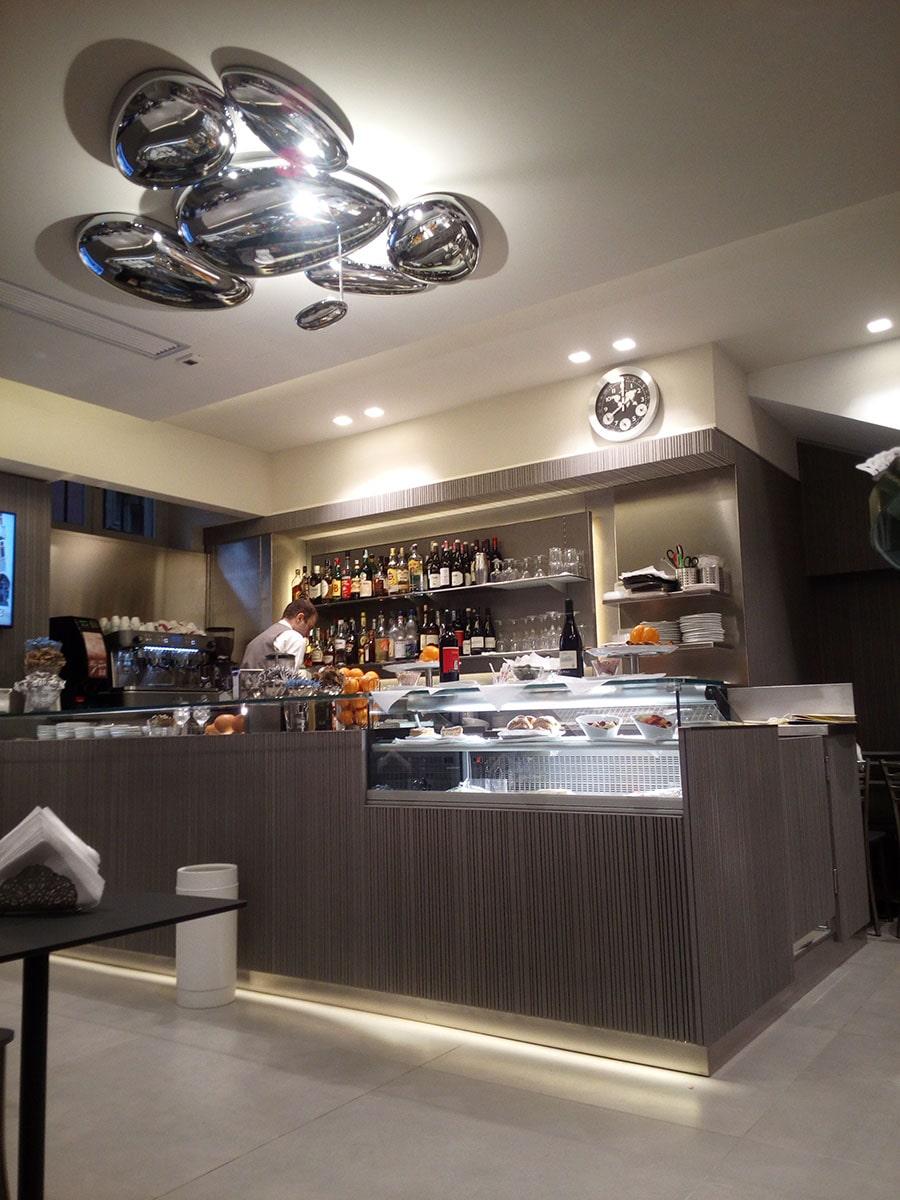 <span class='second-part'>Bar ristorante </span> Milano