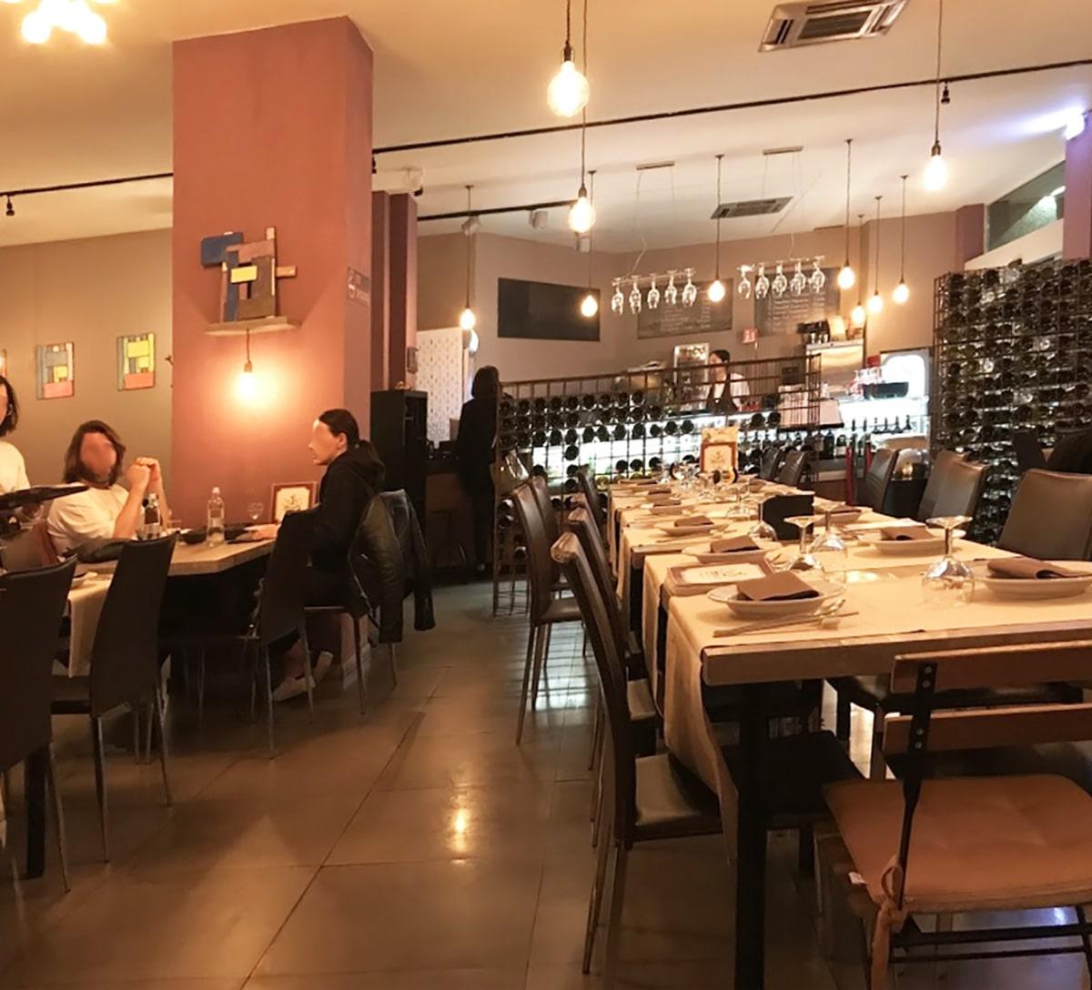 arredamento ristorante coreano