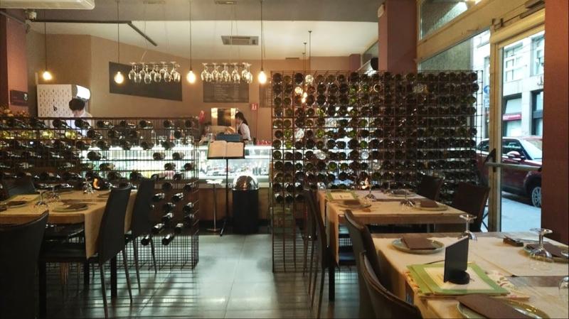 <span class='second-part'>Arredamento ristorante </span> Milano