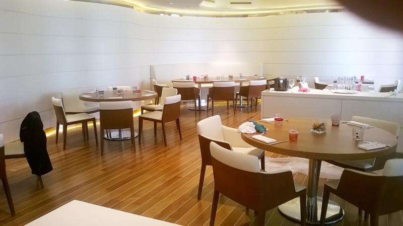 <span class='second-part'>Realizzazione sala ristorante </span> Svizzera
