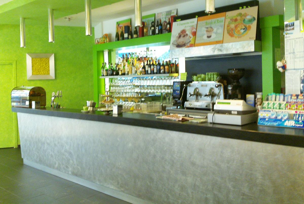 <span class='second-part'>Bar dell'angolo </span> Gallarate