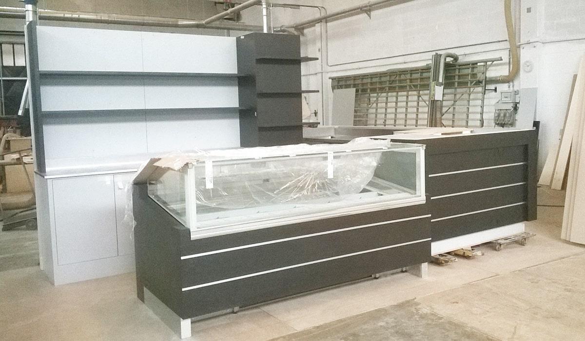 costruzione gelaterie