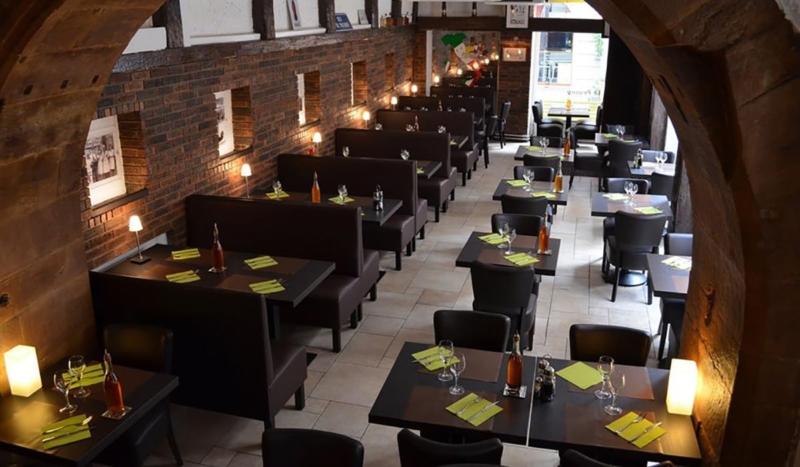<span class='second-part'>Arredamento ristorante </span> Strasbourg