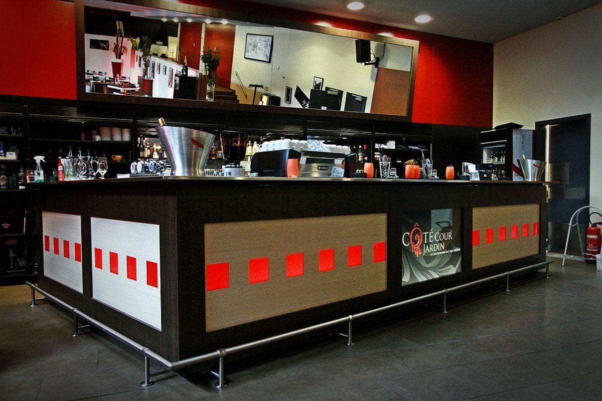 arredamento ristorante teatro